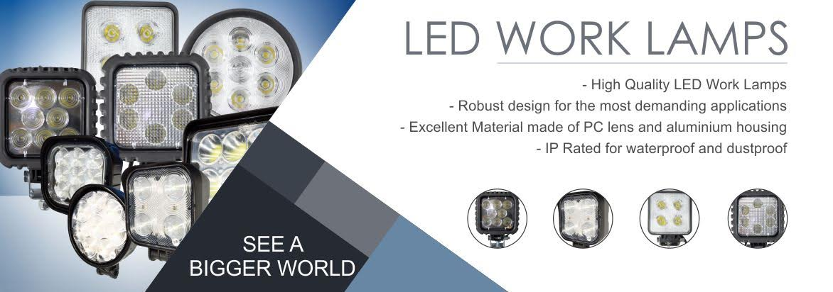 LED-Work-Lamps