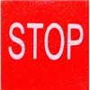 SYMBOL STOP RED