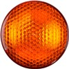 INDICATOR LIGHT BUSSCAR DD 95mm AMBER 1375369